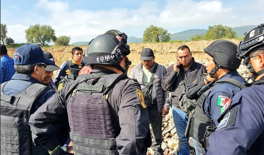 Enfrentamiento, Seguridad, Emboscada, Ataque, Policia Ministerial, Seguridad