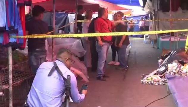 Balacera Tianguis De San Juan, Iztapalapa, Nezahualcoyotl, Ciudad De Mexico, Hospitales, Policía Preventiva