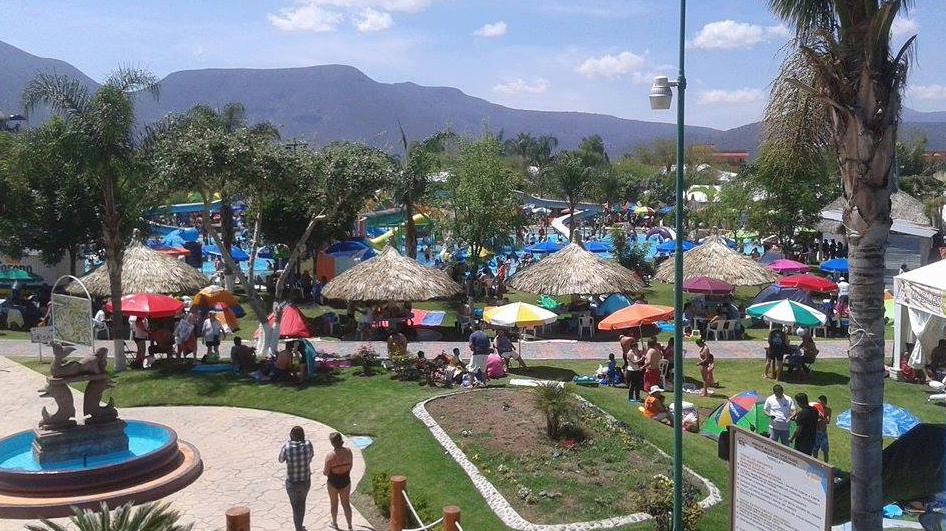 balneario dios padre en Hidalgo