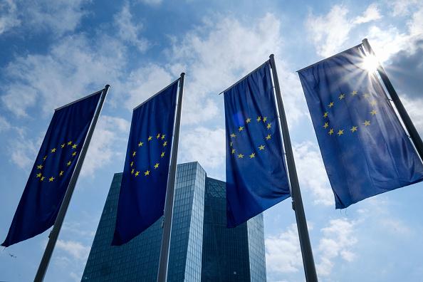 EL BCE realizó un sondeo entre bancos de la zona euro