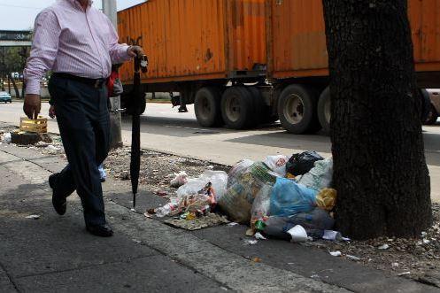 Basura, Cuajimalpa, Camion Recolector, Semana, Desechos, Vecinos, CDMX