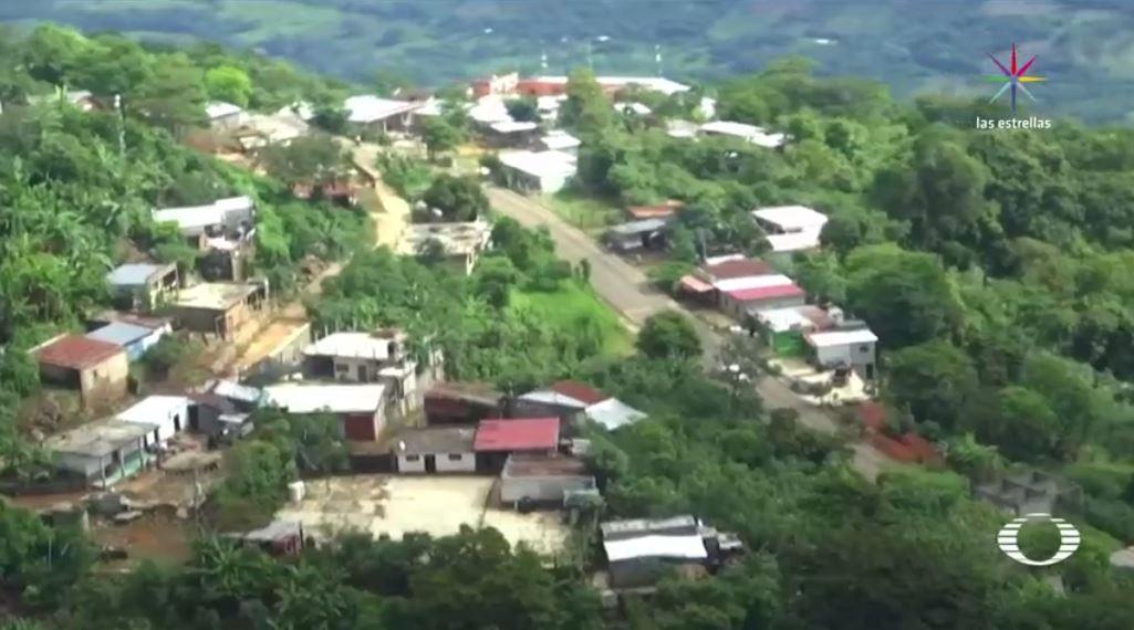 Bella Vista, Cárdenas, Ojo Agua, Chiapas, deslave, deslizamiento, tierra, lluvias, clima