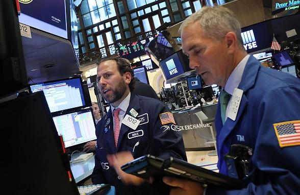 Wall Street cierra ganancias y nuevos récords