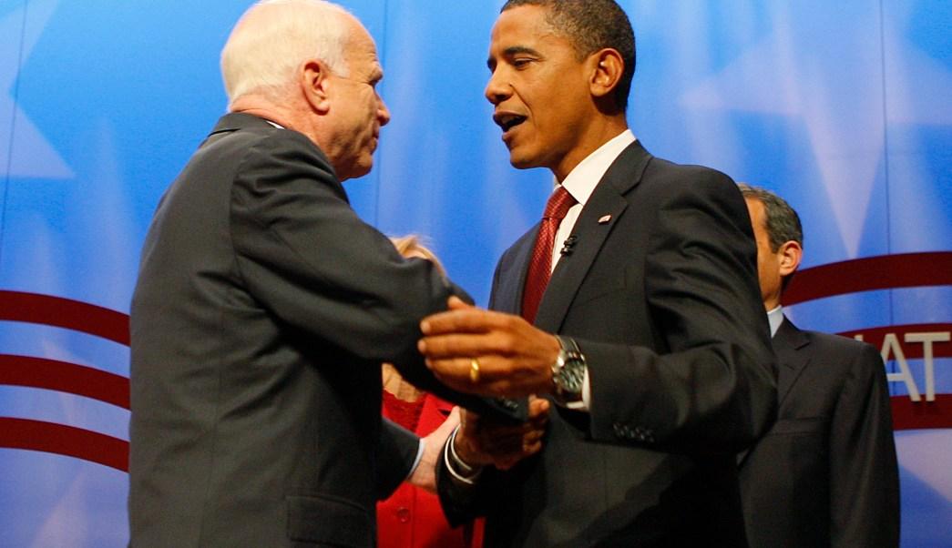 Cáncer, John McCain, cerebro, salud, senador, tumor