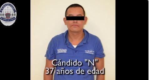 Cae Base Homicidio Javier Sicilia Detenido Seguridad