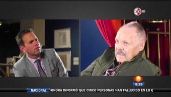 Carlos Loret de Mola, entrevista, José Luis Cuevas, Parte 1