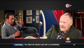 Carlos Loret de Mola, entrevista, José Luis Cuevas, Parte 2