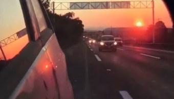 Cierran, Sentidos, Carretera, Mexico, Queretaro, Accidente