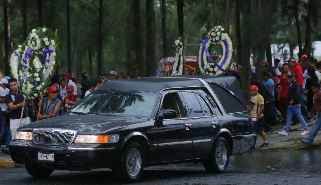 Carroza fúnebre, entierro, 'El Ojos'