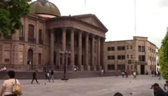 centro historico de san luis potosi