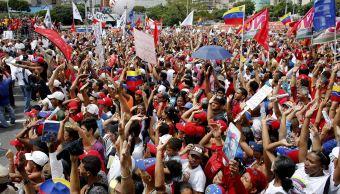 Chavismo Ayudara Venezolanos Votar Domingo Protestas