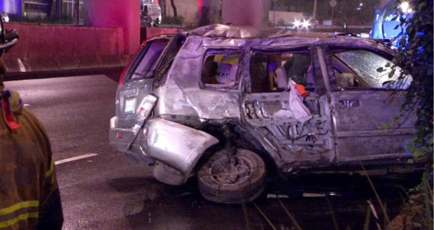 una persona pierde la vida por un accidente en periferico