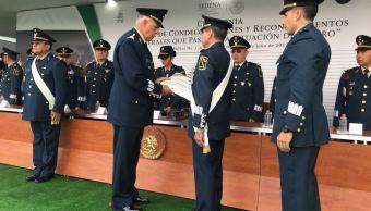 Secretaria De La Defensa, Generales, Salvador Cienfuegos, Sedena, Noticias, Noticieros