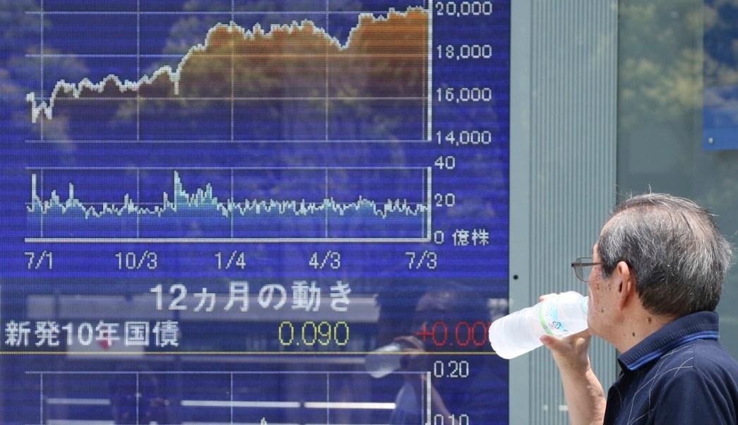 Cierran al alza mayoría de Bolsas de Asia