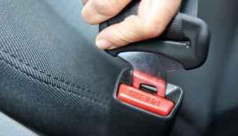 Cinturón de seguridad, Reglamento de Tránsito, multa, choque, tránsito, cdmx, accidente