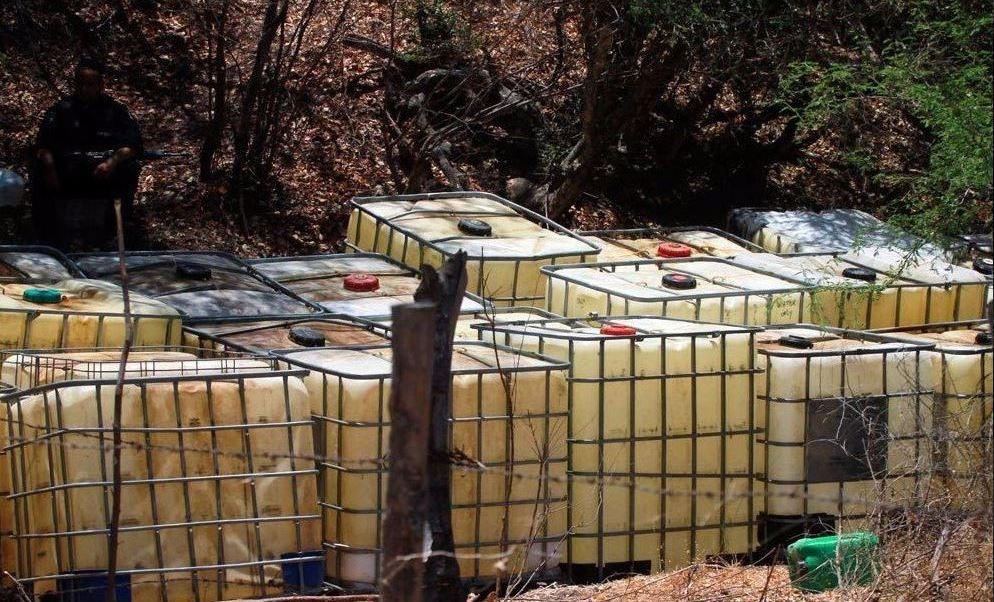 combustible robado en hidalgo recuperado meses
