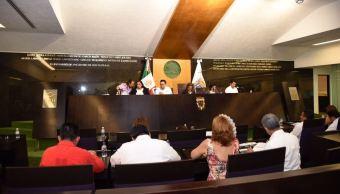 Congreso de Campeche, estado de Campeche, sesión, legislatura