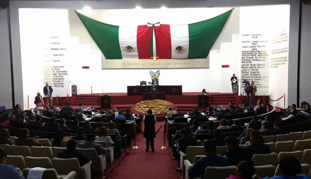 Aprueban Fuero Servidores Hidalgo Congreso Politica