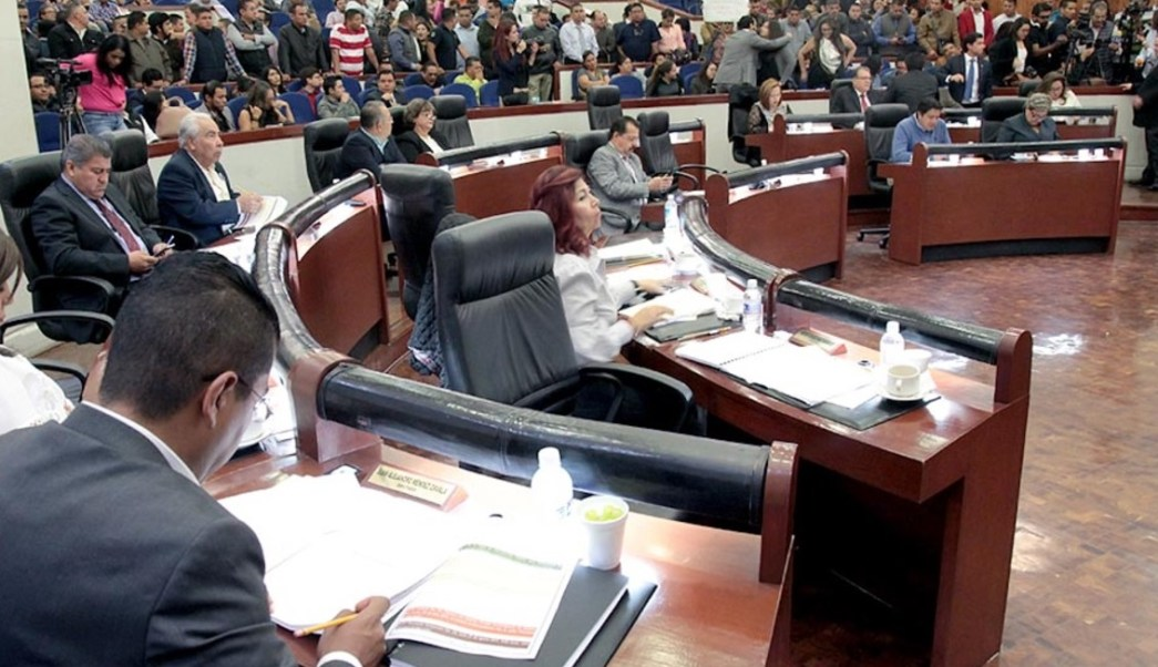 Fuero Eliminación Congreso Política San Luis