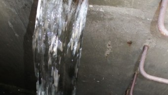 Detectan gasolina agua potable Cuernavaca suministro