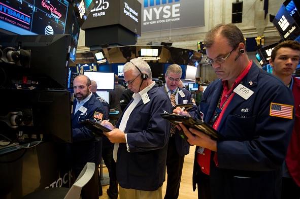 Wall Street economía Bolsa Nueva York Dow Jones récord