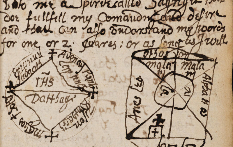 magia negra, magia, brujería, biblioteca, traducir