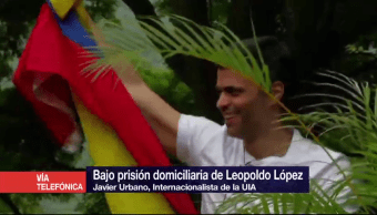 fin, crisis, venezolana, excarcelación, Leopoldo, López