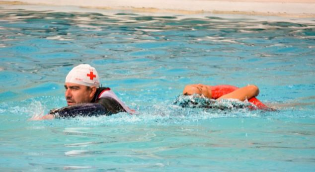 Cruz Roja Vacaciones Verano Accidentes Seguridad