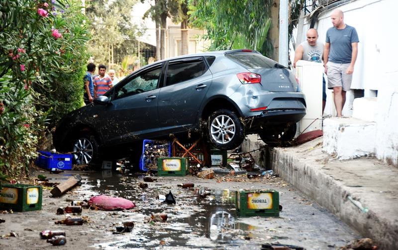 Sismo, tsunami, Turquía, Grecia, muertos, heridos, seguridad