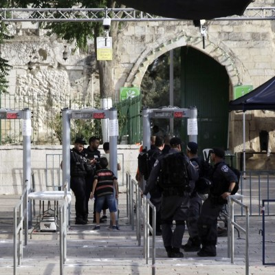 Israel dejará de usar detectores de metal en las Mezquitas de Jerusalén