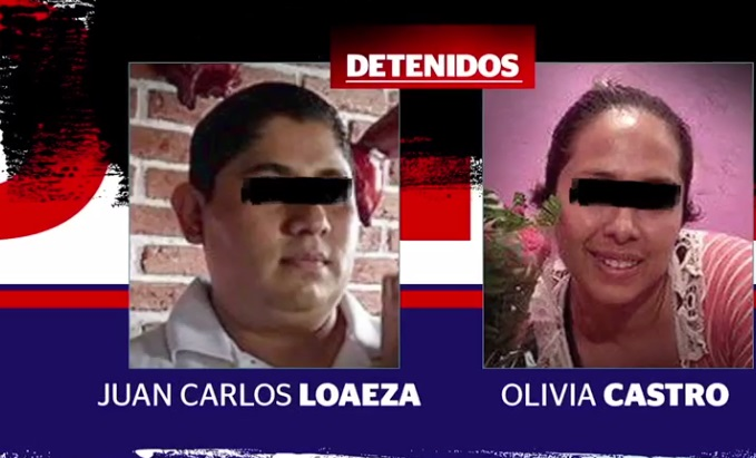 Juez dicta prisión preventiva a los dos familiares implicados en el caso Anthony (Noticieros Televisa)