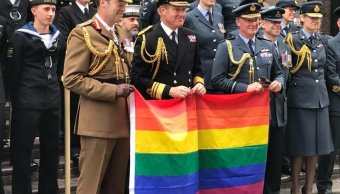 reino unido, Donald Trump, fuerzas armadas, transgénero, LGBTIQ, ejército