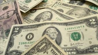 Este jueves, el dólar no tuvo variación. (Notimex)