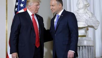 Donald Trump, Polonia, Corea del Norte, Andrzej Duda, misiles, G20, política