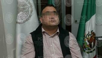 Realizan nueva audiencia a Javier Duarte en el Reclusorio Norte