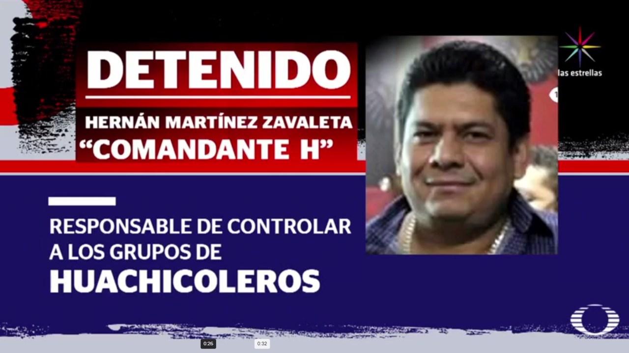 El Comandante H, Los Zetas, Tabasco, Veracruz, huachicoleros, seguridad