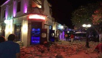 sismo, isla, kos, muertos, heridos, grecia