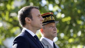 Pierre de Villiers, Estado Mayor, Ejército francés, Emmanuel Macron, presidente, Francia