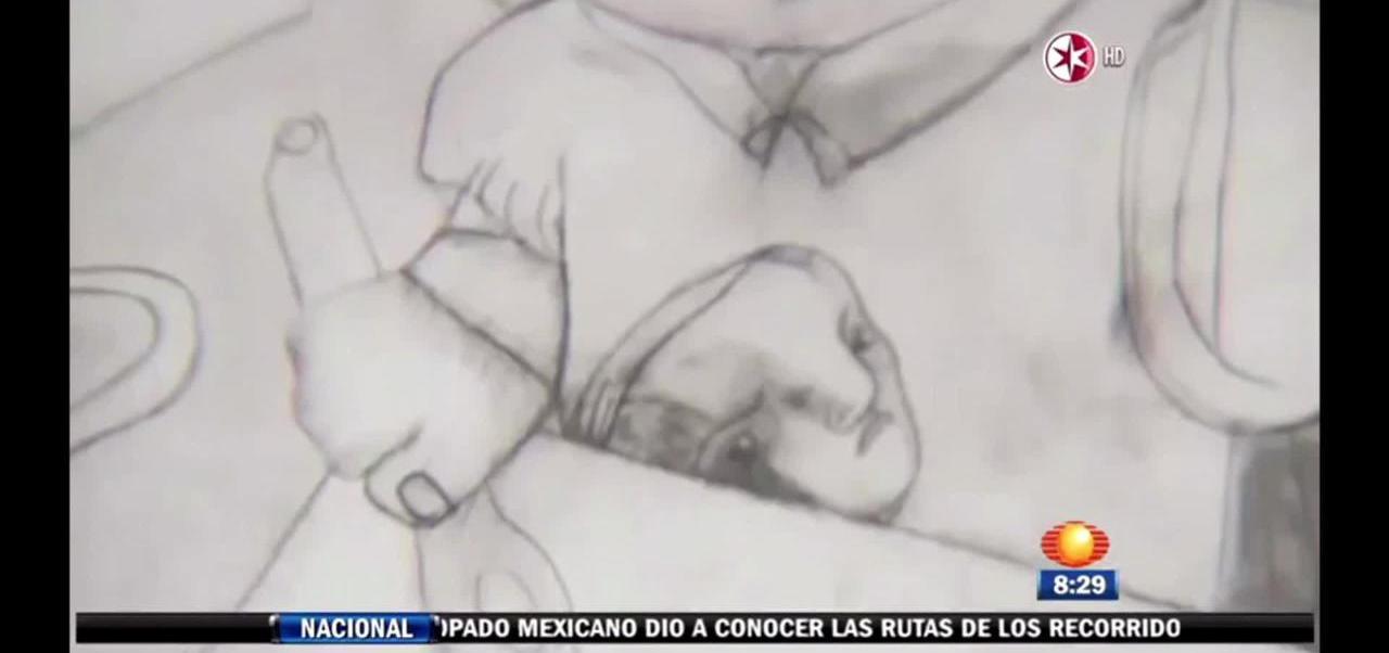noticias, forotv, En la Cama, con José Luis Cuevas, primera parte, En la Cama con José Luis Cuevas