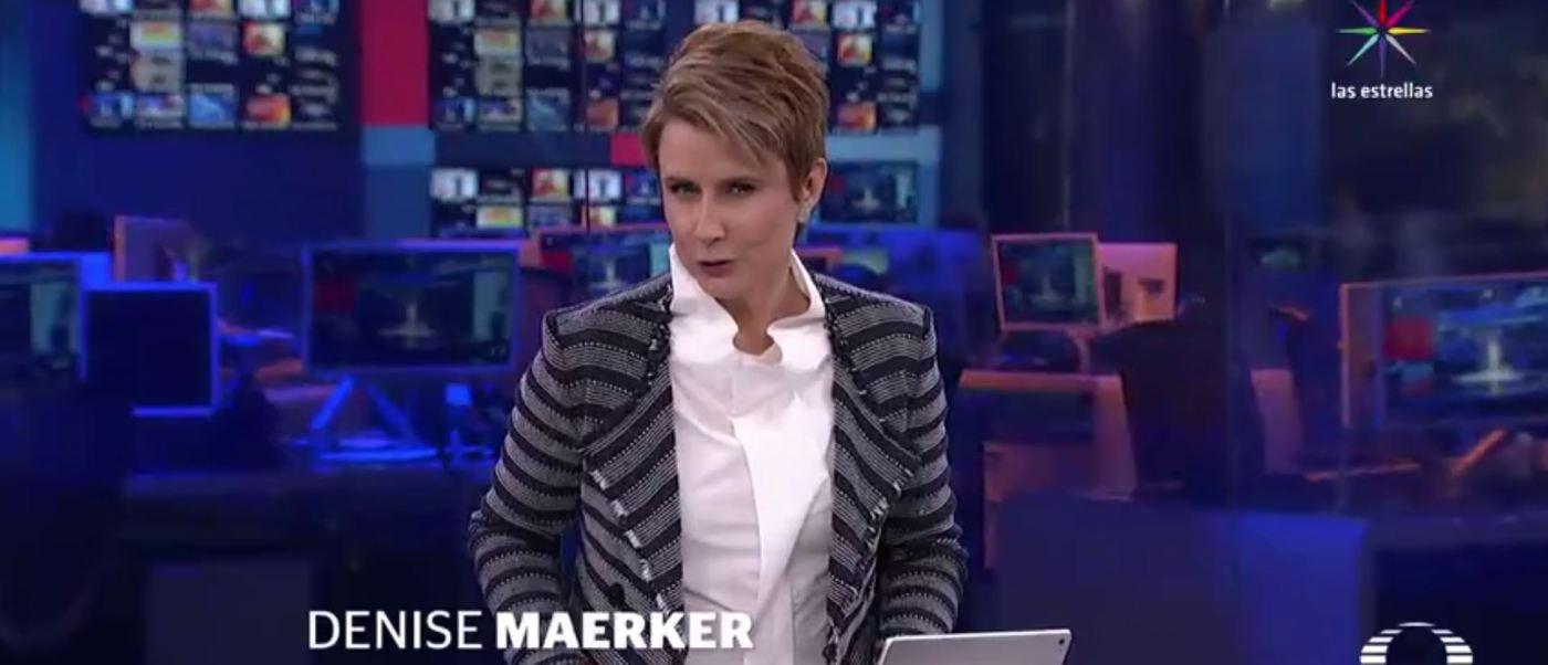 Punto Denise Maerker programa 28 julio