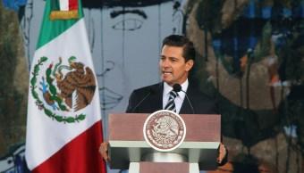 Enrique Pena Nieto, presidente de México