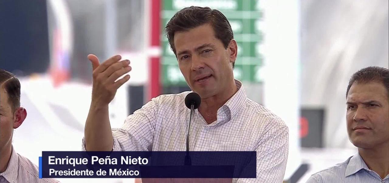 Guerrero, presidente, Enrique Peña Nieto EPN, Macrotúnel en Acapulco