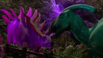 Exhibición, Dinosaurios, Parque, Naucalli, Estado de México, animatronics