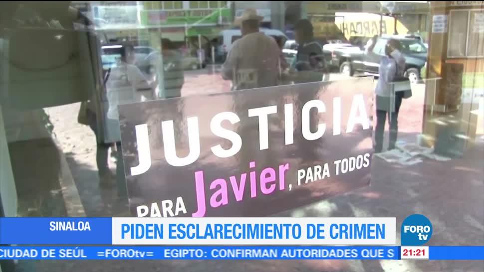 Exigen, justicia, dos meses, asesinato, periodista, Javier Valdez