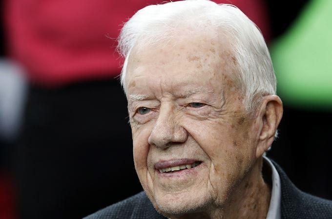 Jimmy Carter se desmayó durante actividades en Canadá