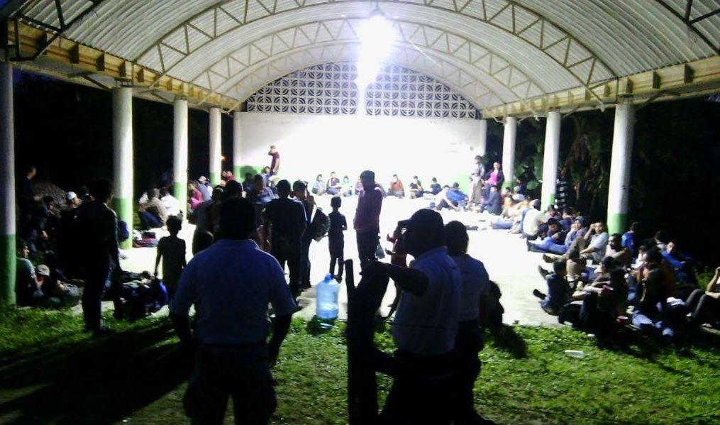 Inm Rescata 147 Extranjeros Abandonados Veracruz