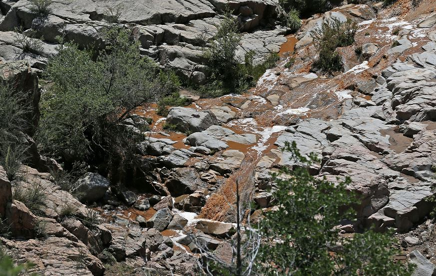 Bosque Nacional, Tonto, Payson, Arizona, familia, ahogados, seguridad