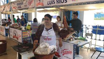 Feria Cecina Atlixco Puebla Turismo Carne