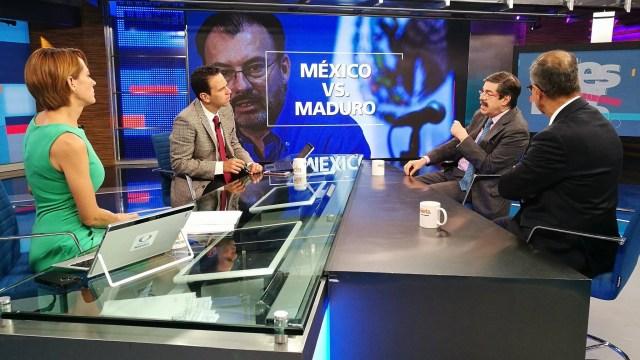Gabriel Guerra y Rafael Fernández de Castro en Despierta con Loret