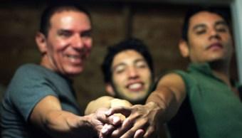 Unión tres hombres trieja Colombia no matrimonio